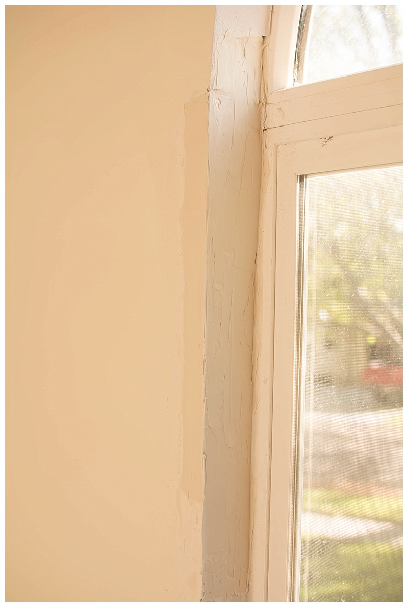 Water Damaged Window Frames - Our Kind of Wonderful