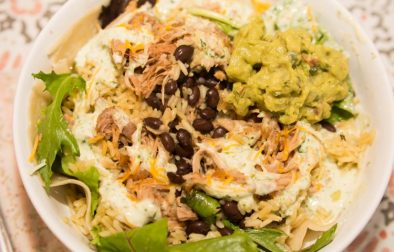 Cafe Rio Style Salad - Our Kind of Wonderful
