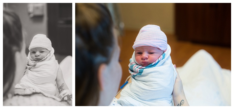A's Birth Story - Our Kind of Wonderful