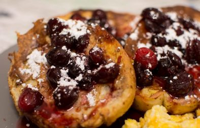 Cranberry French Toast - Our Kind of Wonderful
