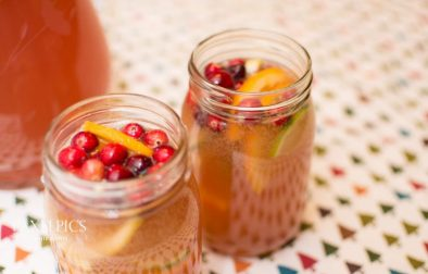 Cranberry Punch - Our Kind of Wonderful