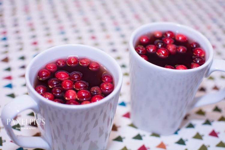 Crock Pot Cranberry Apple Cider - Our Kind of Wonderful