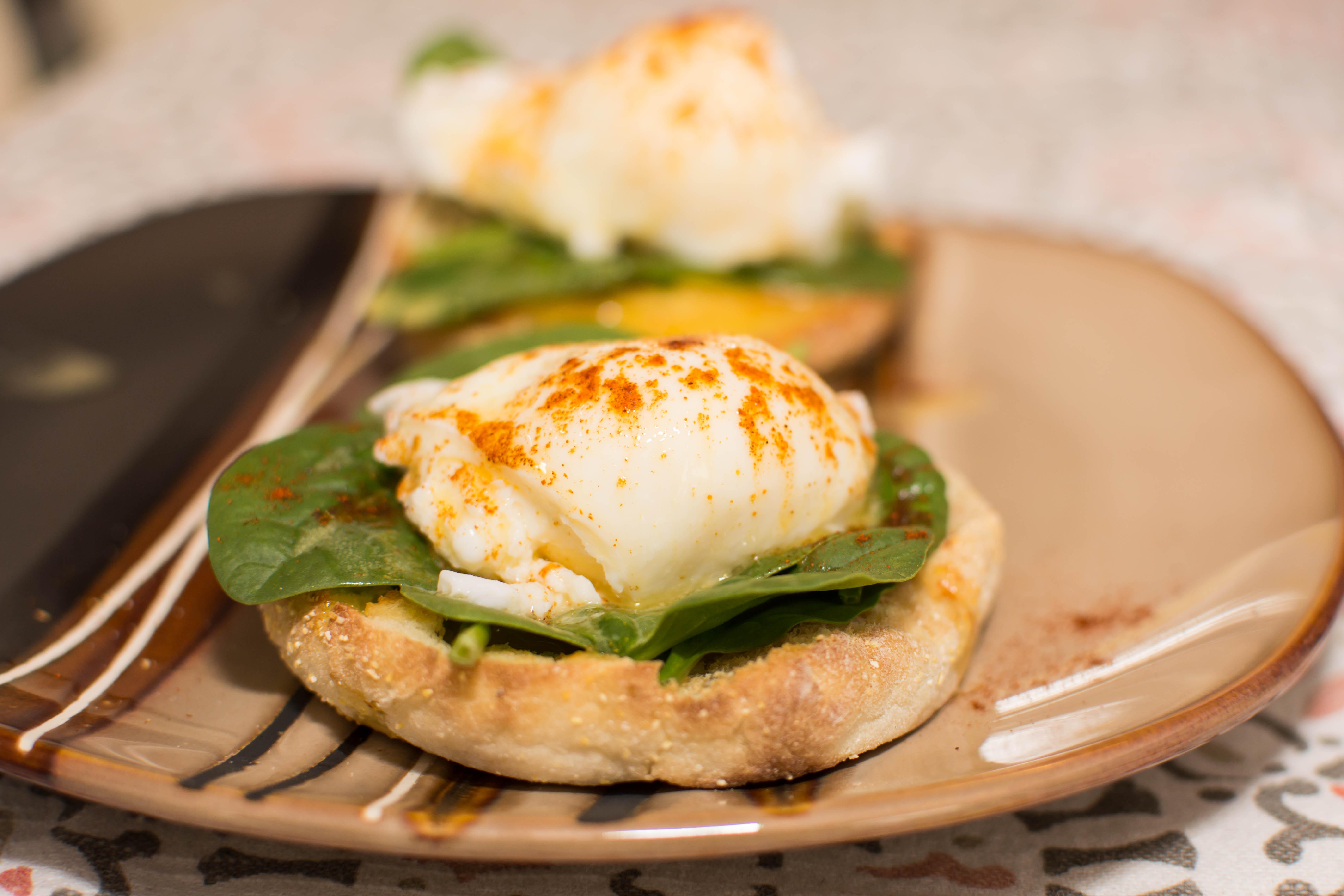 Eggs Florentine - Our Kind of Wonderful