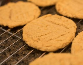 Peanut Butter Cookies - Our Kind of Wonderful
