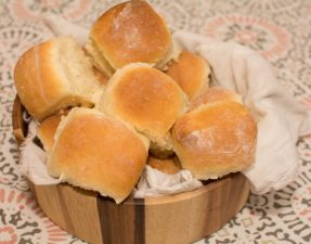 Potato Rolls - Our Kind of Wonderful