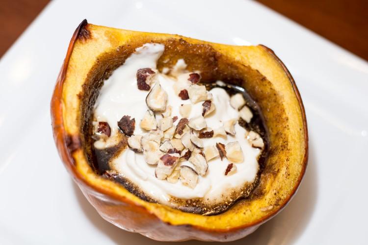acorn squash breakfast