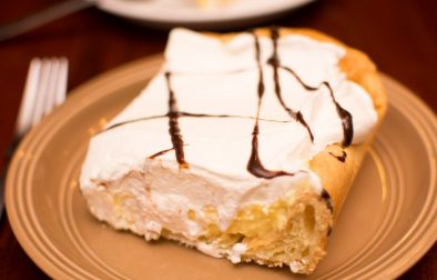 Eclair Torte - Our Kind of Wonderful