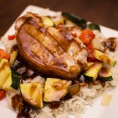 Grilled Hawaiian Pork Chops - Our Kind of Wonderful