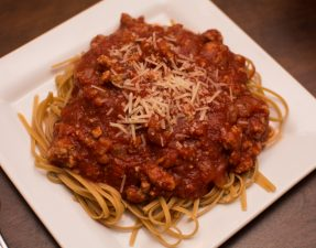 Mom's Spaghetti - Our Kind of Wonderful