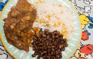 Crock Pot Carne Asada - Our Kind of Wonderful