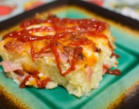 Hash Brown Breakfast Casserole - Our Kind of Wonderful