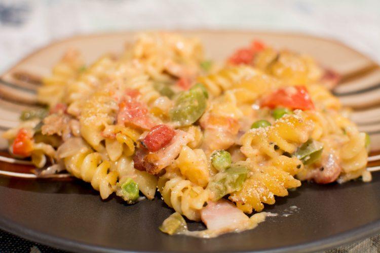 Cajun Tuna Pasta Bake - Our Kind of Wonderful