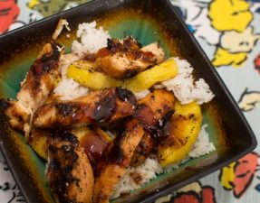 Teriyaki Chicken - Our Kind of Wonderful