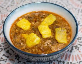 Kerala Fish Curry - Our Kind of Wonderful