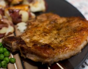 Pan Fried Pork Chops - Our Kind of Wonderful