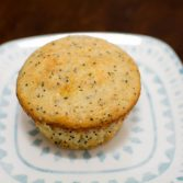 Lemon Poppyseed Muffins - Our Kind of Wonderful