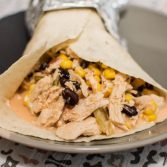 Creamy Chipotle Black Bean Chicken - Our Kind of Wonderful