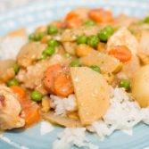 Sweet Peanut Chicken Curry - Our Kind of Wonderful