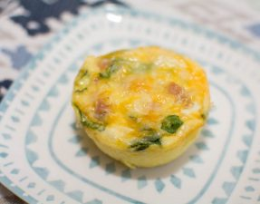 Mini Frittatas - Our Kind of Wonderful