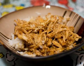 Crockpot Teriyaki Chicken - Our Kind of Wonderful