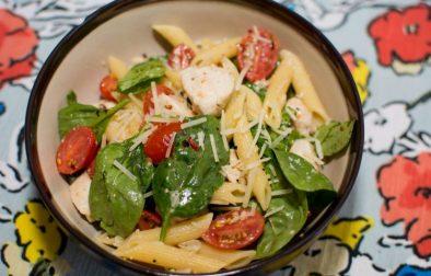 Chicken Florentine Pasta - Our Kind of Wonderful