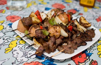 Brazilian Kebobs - Our Kind of Wonderful