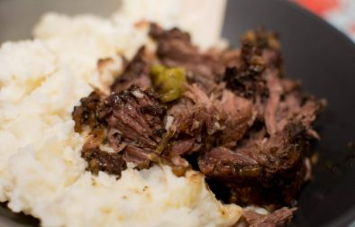 Crock Pot Mississippi Roast - Our Kind of Wonderful