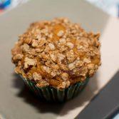 Pumpkin Cinnamon Streusel Muffin - Our Kind of Wonderful