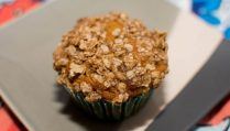 Pumpkin Cinnamon Streusel Muffin - Our Kind of Wonderful