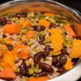 Crock Pot Dog Food - Our Kind of Wonderful
