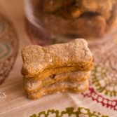 Pumpkin Dog Treats - Our Kind of Wonderful