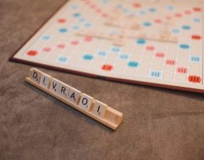 Scrabble Date Night - Our Kind of Wonderful