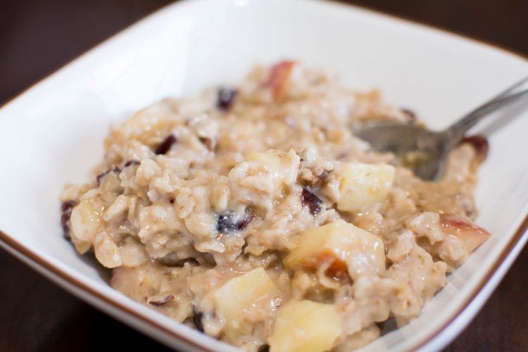 Holiday Oatmeal - Our Kind of Wonderful