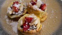 Mini German Pancakes - Our Kind of Wonderful