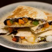 Vegetable Quesadillas - Our Kind of Wonderful