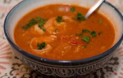 Brazilian Shrimp Soup - Our Kind of Wonderful