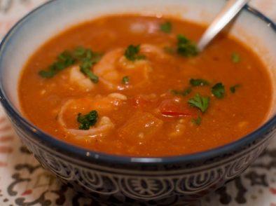 Brazilian Shrimp Soup - Our Kind of Wonderful
