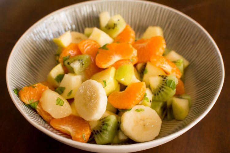 Easy Fruit Salad - Our Kind of Wonderful
