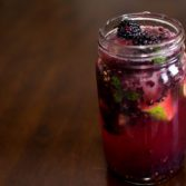 Blackberry Mojito - Our Kind of Wonderful