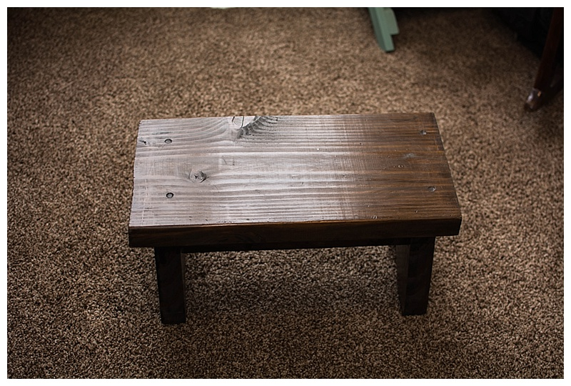 Simple Diy Wood Step Stool Our Kind Of Wonderful