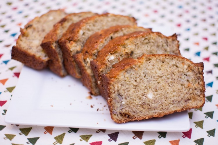 Banana Bread - Our Kind of Wonderful
