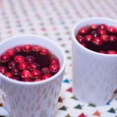 Crock Pot Cranberry Apple Cider - Our Kind of Wonderful