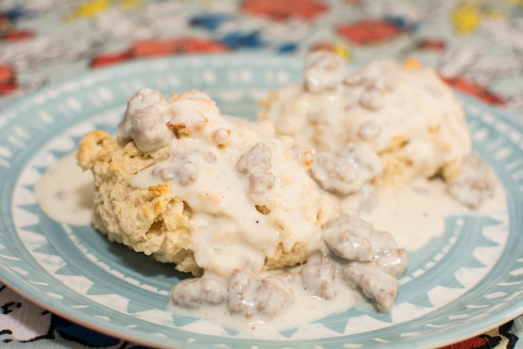 Biscuits and Gravy - Our Kind of Wonderful
