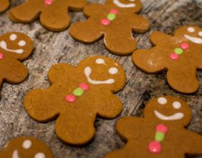 Gingerbread Cookies - Our Kind of Wonderful