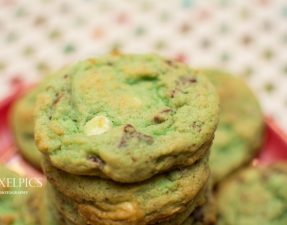 Grinch Cookies - Our Kind of Wonderful