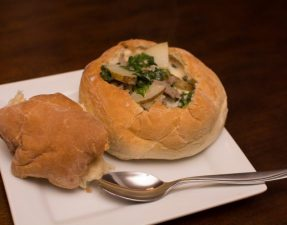 Homemade Bread Bowls - Our Kind of Wonderful