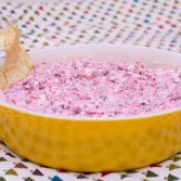 Spicy Cranberry Cream Cheese Dip - Our Kind of Wonderful