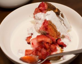 Strawberry Shortcake - Our Kind of Wonderful