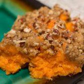 Sweet Potato Casserole - Our Kind of Wonderful