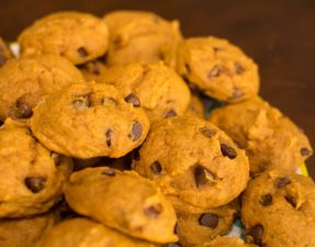 The Best Pumpkin Chocolate Chip Cookies - Our Kind of Wonderful